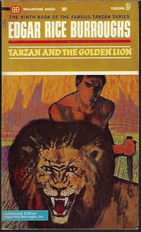 TARZAN AND THE GOLDEN LION (Tarzan #9)