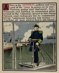 [Baum, L. Frank- Illus. by Harry Kennedy] The Navy Alphabet