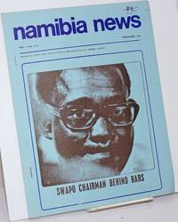 image of Namibia News: Vol. 7 Nos. 3-5, March/May 1974