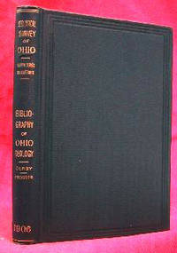 A BIBLIOGRAPHY OF OHIO GEOLOGY (1906)  Geological Survey of Ohio (Part 1 &  2)