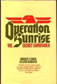Operation Sunrise The Secret Surrender