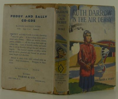 Barse & Co, 1930. 1st Edition. Hardcover. Very Good/Very Good. Very good in a very good dust jacket....