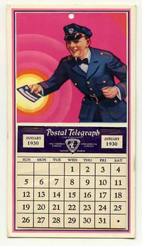 Postal Telegraph 1930 Calendar