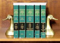 American Jurisprudence 2d. 2019 Federal Taxation Vols. 33-34B 5 books