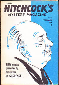 Alfred Hitchcock's Mystery Magazine (February 1974, volume 19, number 2) by  John Lutz