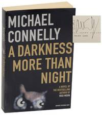 image of A Darkness More Than Night (Signed Advanced Reading Copy)