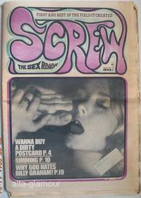 SCREW; The Sex Review by  Al (Editor) Goldstein - 1970 - from Alta-Glamour Inc. (SKU: 64740)