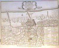 Dunkirk.  A strong Seaport Town in the Earldom of Flanders, in the Low Countries subject to the French.  Plan of the City and Citadel of Dunkirk.