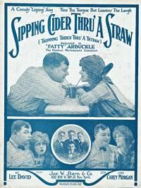 [SHEET MUSIC] Sipping Cider Thru A Straw (Thipping Thider Thru A Thtraw)