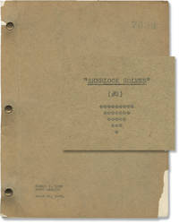 image of Sherlock Holmes and the Secret Weapon [Sherlock Holmes Fights Back] [Sherlock Holmes #2] (Archive of three original screenplays and one original post-production script for the 1942 film)