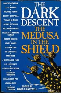 image of The Dark Descent: The Medusa in the Shield v. 2