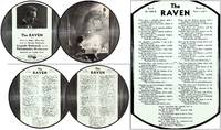 [Picture Disc]: The Raven