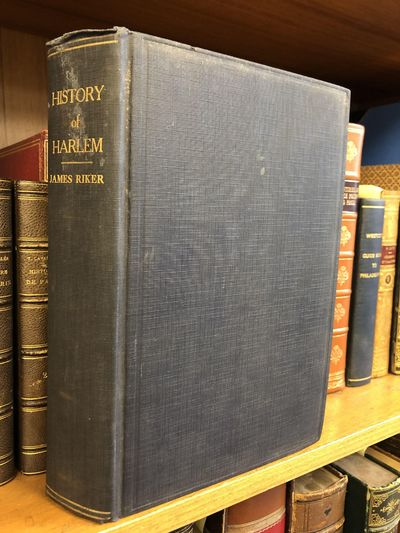 New York: New Harlem Publishing Compan, 1904. First Thus. Hardcover. Octavo, 908 pages; G-; spine bl...