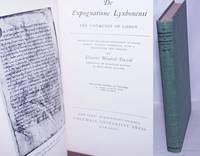 image of De Expugnatione Lyxbonensi; The Conquest of Lisbon. Edited from the unique manuscript in Corpus Christie College, Cambridge, with a translation into English