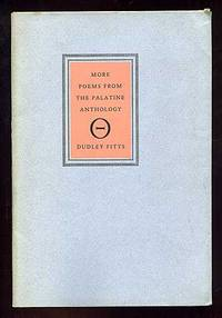 Norfolk, Connecticut: New Directions, 1941. Softcover. Fine/Near Fine. First edition, wrappered issu...