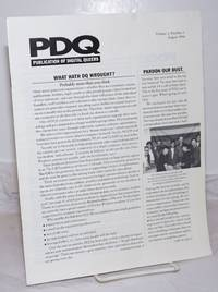 image of PDQ: publication of dIgital queers; vol. 2, #1, August 1994; What hath DQ wrought