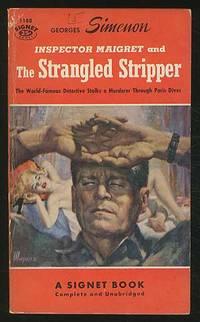 Stripper strangled