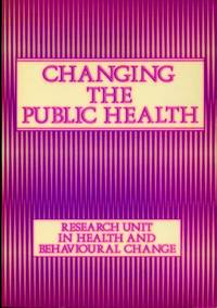 image of Changing the Public Health