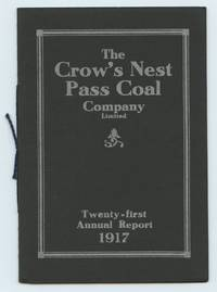 image of The Crow's Nest Pass Coal Company Limited Twenty-first Annual Report
