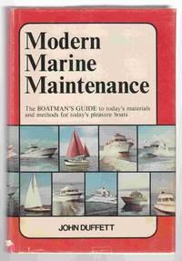 Modern Marine Maintenance