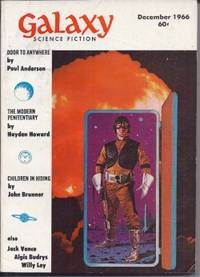 "GALAXY Science Fiction: December, Dec. 1966 (""The Palace of Love"")"