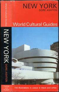 image of New York (World Cultural Guides)