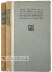 Berkeley Heights: Free Spirit Press, 1924. quarter cloth, paper-covered boards. Free Spirit Press. s...