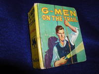 image of G-Men on the Trail (Big Little Book style)