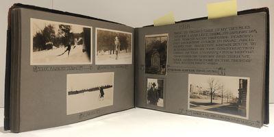 New England 1917 Photo Album New...