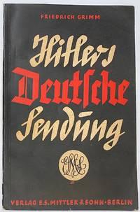 image of Hitlers Deutsche Sendung