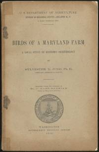 Birds of a Maryland Farm: A Local Study of Economic Ornithology