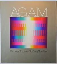 AGAM: Pioneer Square Gallery / Seattle: Exhibition Poster