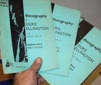 image of Discography of Duke Ellington; biographical notes by Knud H. Ditlevsen