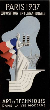 Paris 1937 Exposition Internationale.