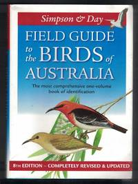 image of FIELD GUIDE TO THE BIRDS OF AUSTRALIA