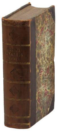 Vox Stellarum: or A Loyal Almanac 1880-1889