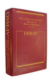 image of Diagnostic and Statistical Manual of Mental Disorders