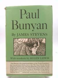 image of Paul Bunyan : Woodcuts