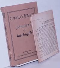 image of Pensieri e Battaglie