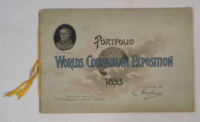 1891. GRAHAM, C. THE WINTERS ART LITHOGRAPHING COMPANY'S POPULAR PORTFOLIOS OF THE WORLD'S COLUMBIAN...