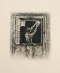 Le Grand Meaulnes, gravures à l'eau-forte de Jean Frélaut