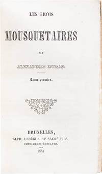 image of Les Trois Mousquetaires [The Three Musketeers]