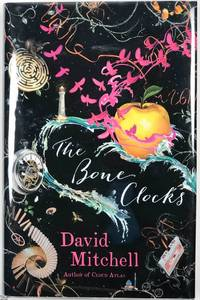 The Bone Clocks by David Mitchell - Hardcover - First edition, first printing - 2014 - from Trystero Books and Biblio.co.uk