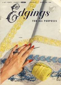 Edgings for All Purposes Book No. 288