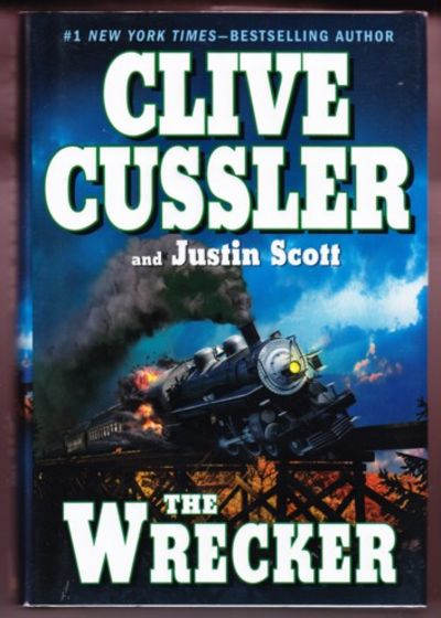 NY: Putnam, 2009. First edition, first prnt. Signed by Cussler and Scott on the title page. Unread c...