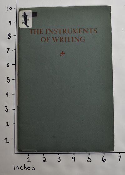 Newport, Rhode Island: Berry Hill Press, 1948. 1 of 100 copies printed. Paperback. Good. Shelf wear ...