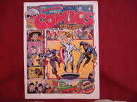 image of The Penguin Book of Comics.