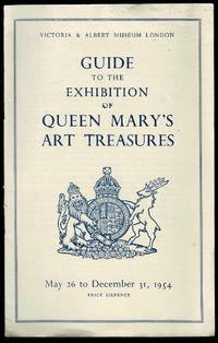 image of Guide to the Exhibition of Queen Mary's Art Treasures