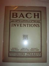 Inventions: Book I - Two Part