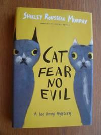 image of Cat Fear No Evil